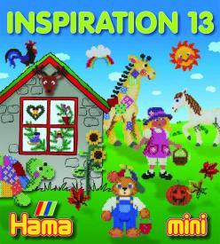 Libretto ispirazioni 13 - MINI Hama Beads