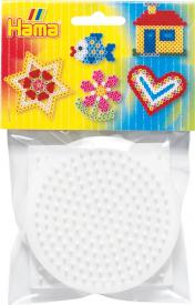 Hama beads Base per perline - 3 basi piccole