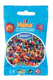 2000 perline MINI in 48 colori