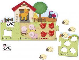 53438 goula puzzle fattoria