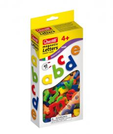40 lettere minuscole magnetiche