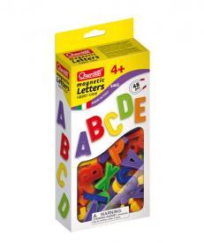 48 lettere maiuscole magnetiche