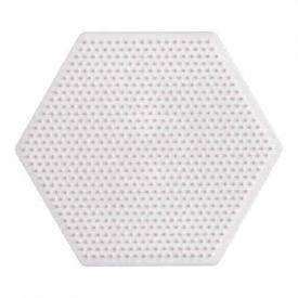 Tavoletta esagonale  MINI Hama beads