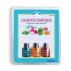 Ricarica 3 coloranti per saponi