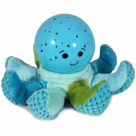 Luce notturna polipetto azzurro - Octo softeez Cloud B