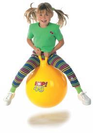Hop on 45 pallone da saltare