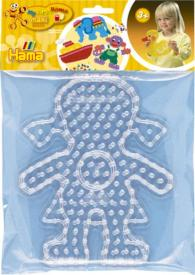 Hama beads Maxi - Base sagomate per perline Maxi