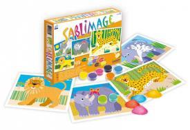 Sablimage - Animali della savana