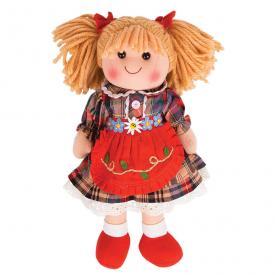 Bambola di pezza Mandie