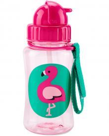 Bottiglia da viaggio con cannuccia motivo unicorno di Skip Hop