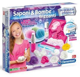 Crea saponi e bombe frizzanti