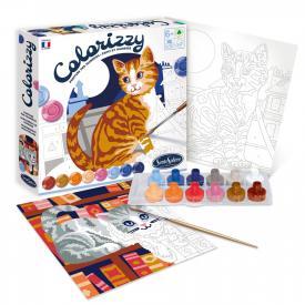 Colorizzy - Colorare con i numeri - gatti