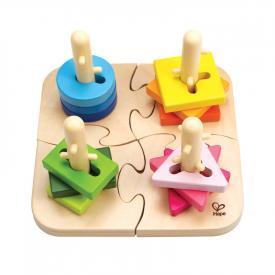 Puzzle e forme multilivello