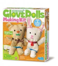 Kit per trasformare guanti in pupazzi