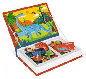 Libro magnetico dei dinosauri
