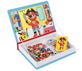 Libro magnetico Costumi bambino