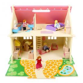 Casa delle bambole Bigjigs
