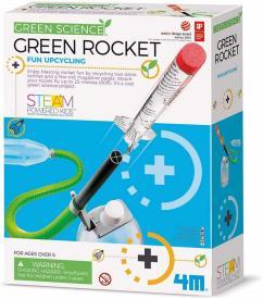 Crea un razzo ecologico 4M