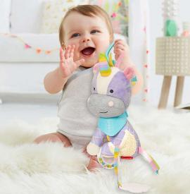 Gioco Multisensoriale Unicorno - giocattoli per neonati Skip Hop