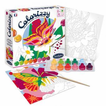 Colorizzy - Colorare con i numeri - Farfalle