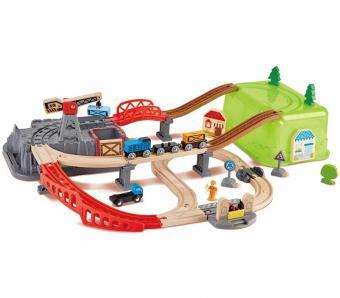 Set di costruzioni ferroviarie