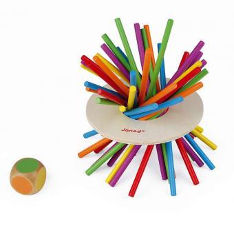 Gioco di abilità - Crazy sticks Janod J02695