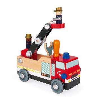 Camion dei Pompieri fai-da-te - Brico'Kids Janod