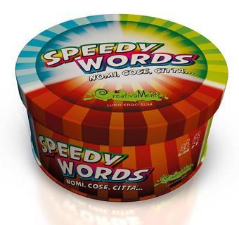 Gioco Speedy Words - Nomi, Cose, Città ...