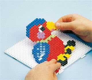 Top Come stirare le Pyssla e le hama beads? MH44