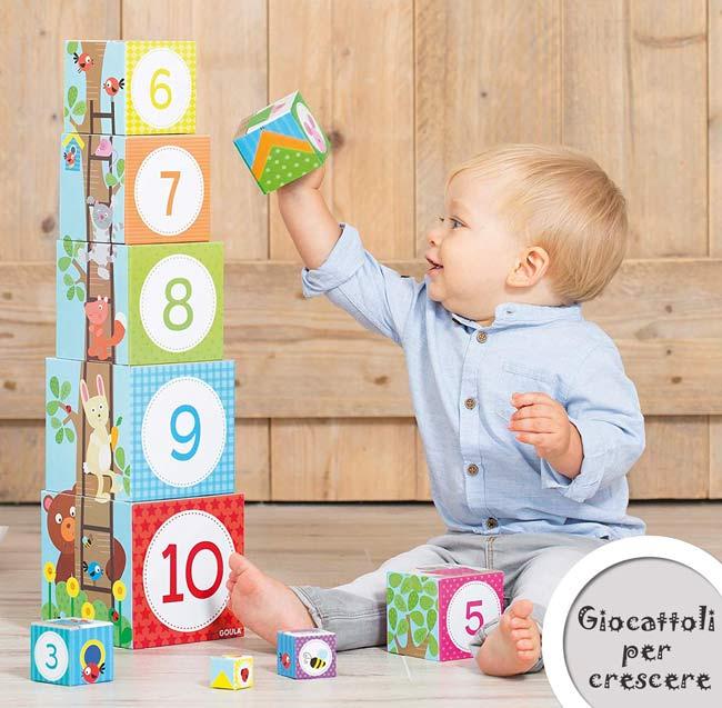Giocattoli per bambini : scopri quello perfetto per ogni ...