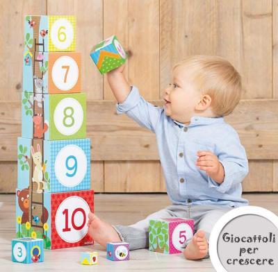 Giocattoli per bambini : scopri quello perfetto per ogni età