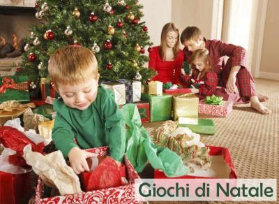 Giochi di Natale per Bambini: la guida completa